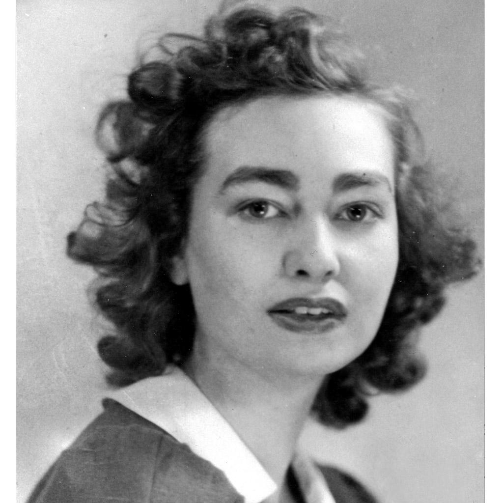 1941 Portrait of Daphne Harrell