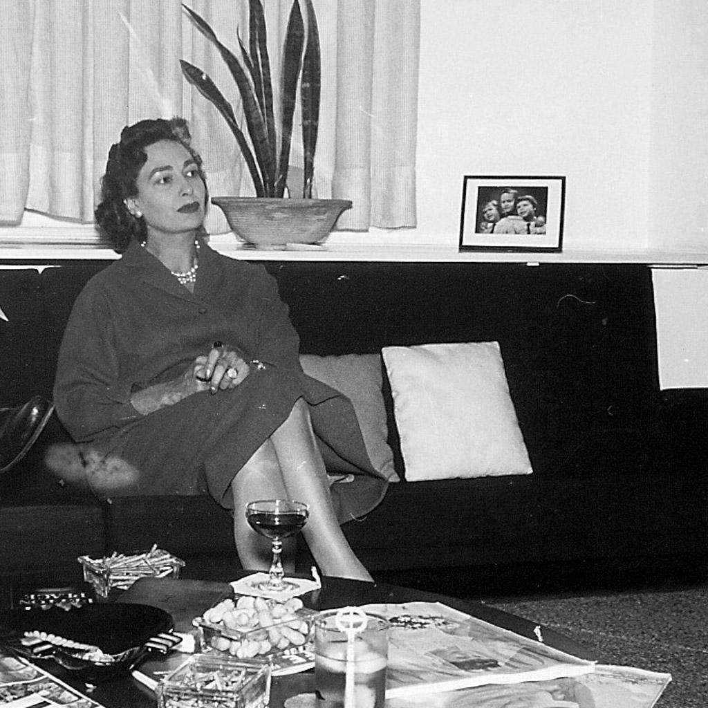 1958 Daphne Home in Frankfurt