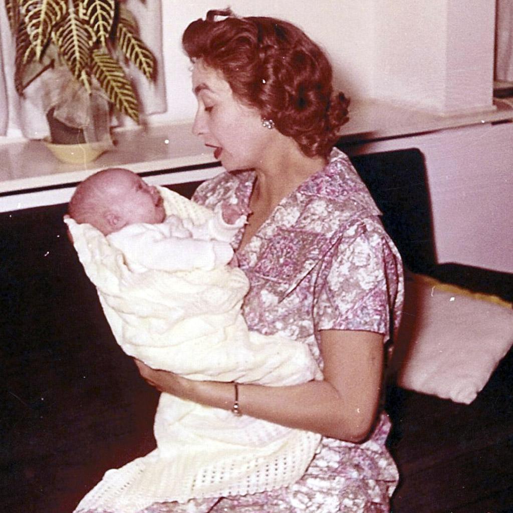 1958 Daphne Lifting Mark