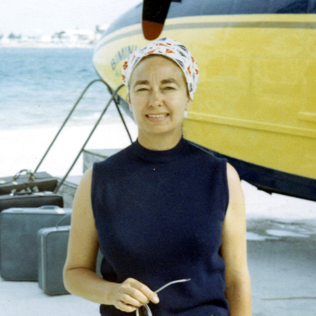 1969 Daphne in Bimini