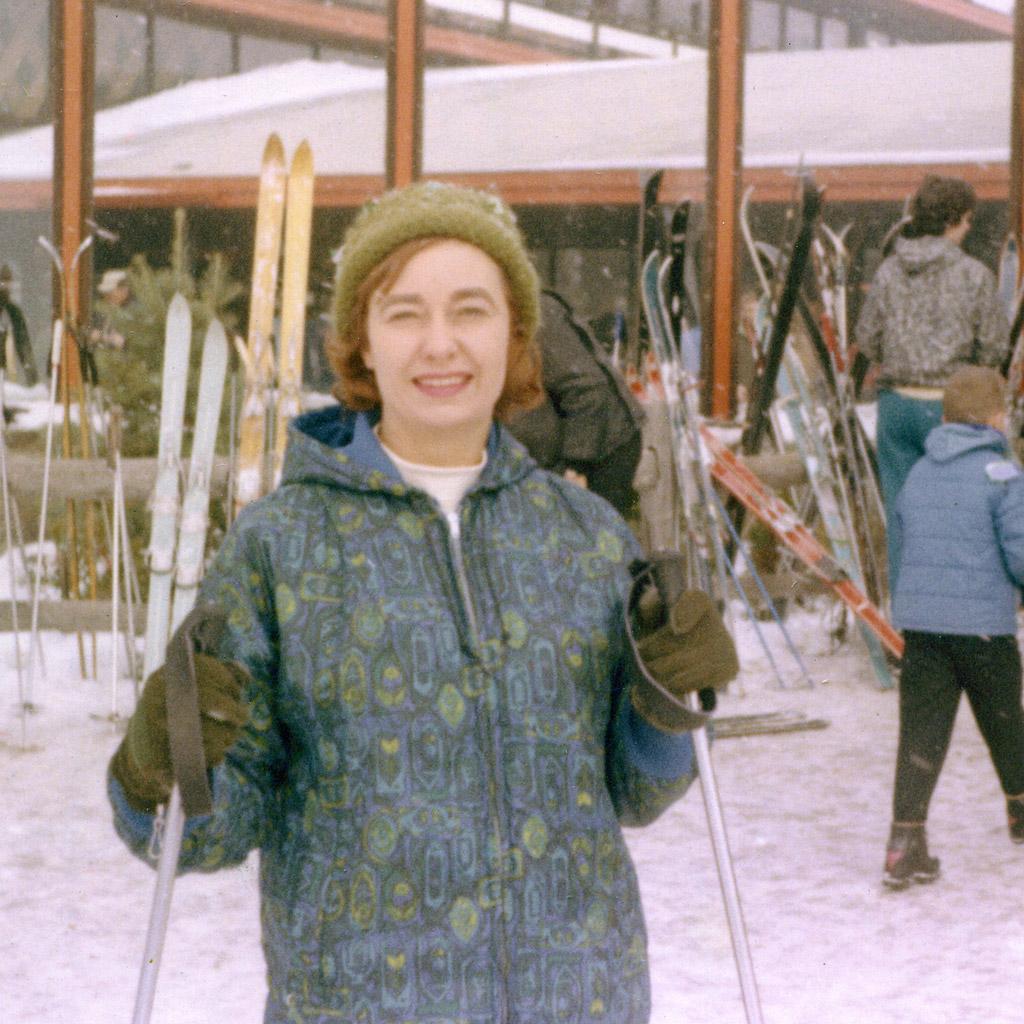 1969 Daphne Sking Alpine Medows