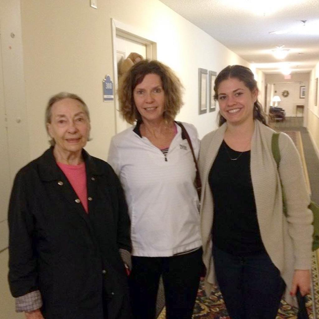 2014 Three Generations Daphne Niki Carley