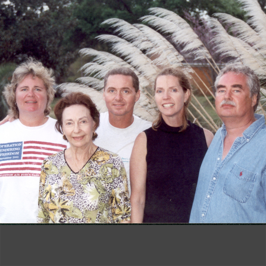 Feb 2002 Daphne and her children