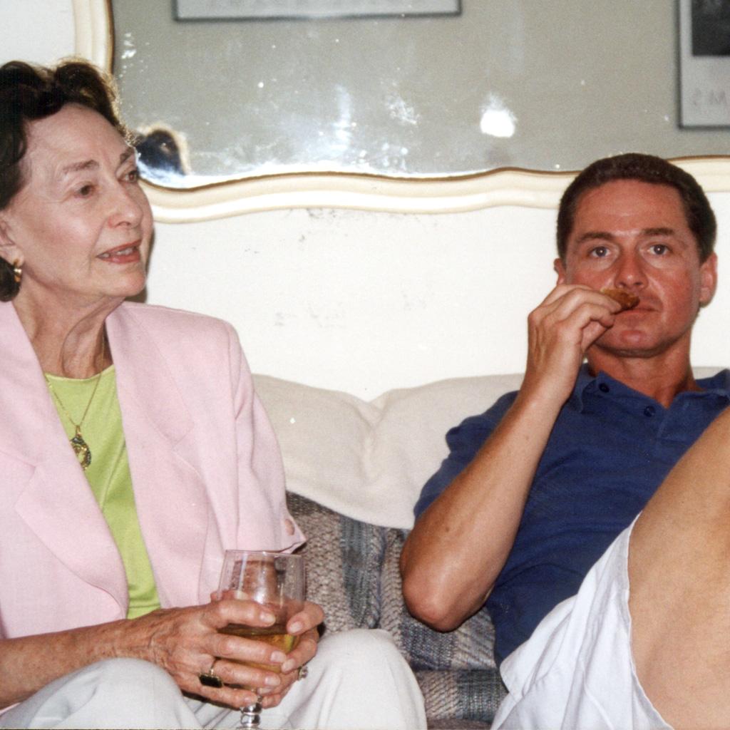 May 2002 Daphne and Mark